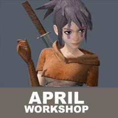 Games Animation - April Quarter 2021