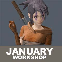 Games Animation - January Quarter 2021
