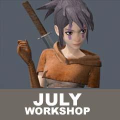 Games Animation - July Quarter 2019