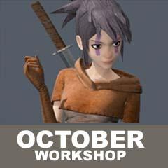 Games Animation - October Quarter 2020