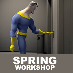 Feature Animation - Spring Quarter 2018