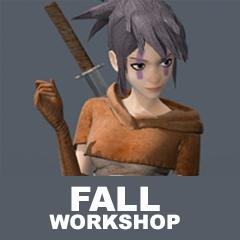 Games Animation - Fall Quarter 2018