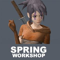 Games Animation - Spring Quarter 2018