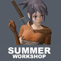 Games Animation - Summer Quarter 2018