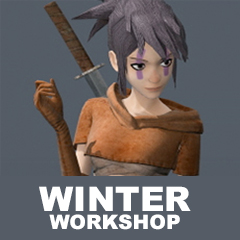 Games Animation - Winter Quarter 2019