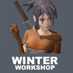 Games Animation - Winter Quarter 2018